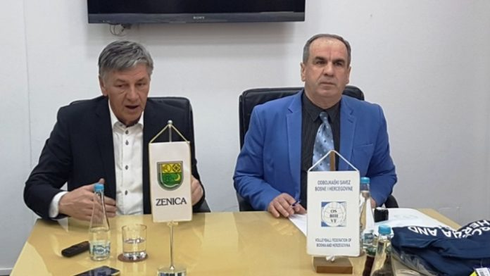 Gradonačelnik Kasumović I Predsjednik Fatić