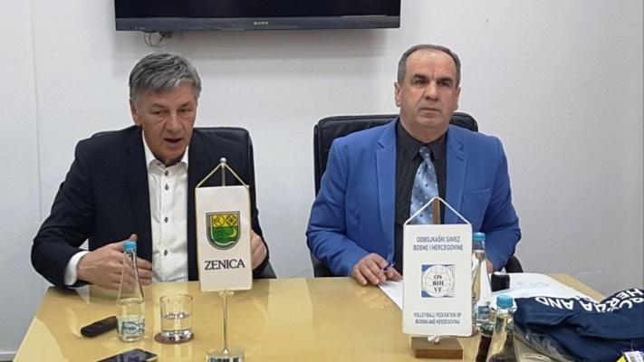 Potpisan Ugovor o održavanju dvije međunarodne sportske manifestacije u Zenici