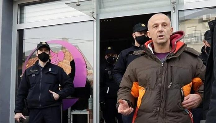 Hapšenje U Hrvatskoj
