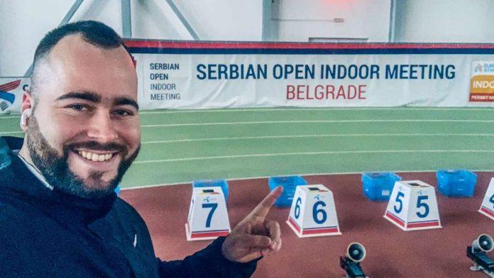 Mesud Pezer drugi u Beogradu