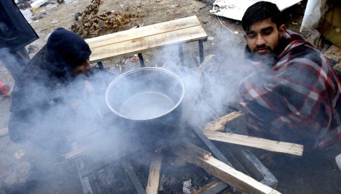 Šuga hara kampom 'Lipa', zaražen svaki drugi migrant