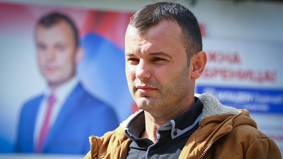 Grujičić proglasio pobjedu, u Srebrenici odziv birača 42,87 posto