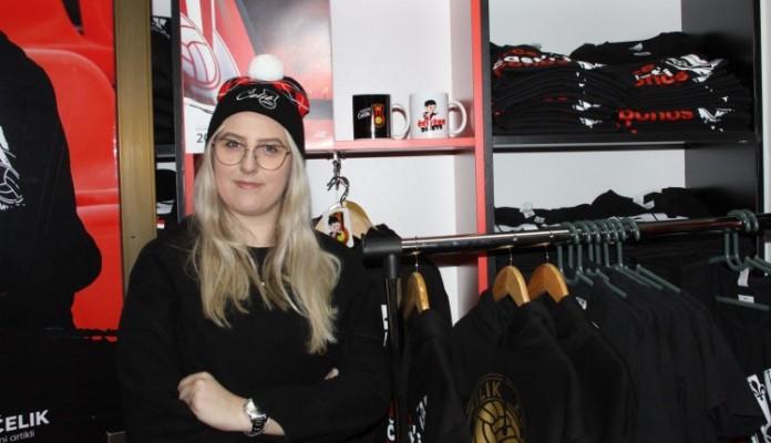 NK Čelik otvorio Fan shop za svoje navijače i simpatizere