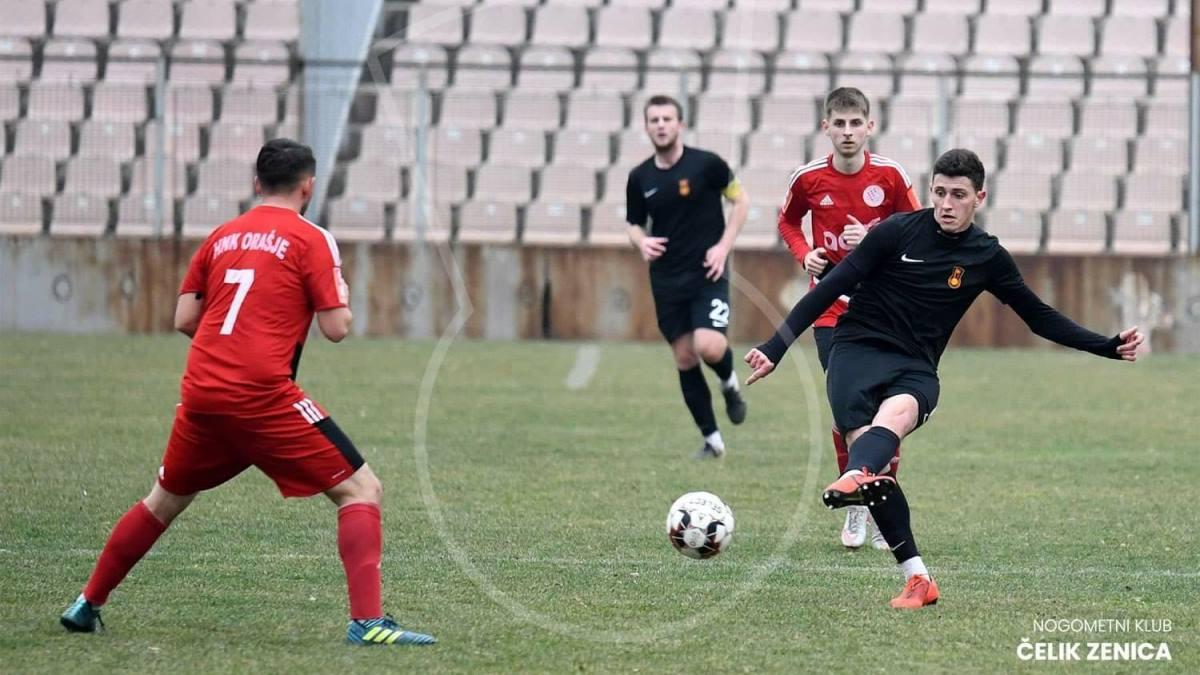 NK Čelik u prvoj pripremnoj utakmici savladao ekipu iz 1. Federalne lige