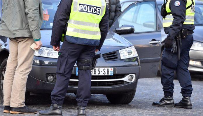 Policija Pariz Saobraćaj