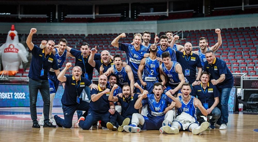 Košarkaši BiH pobijedili i Bugarsku