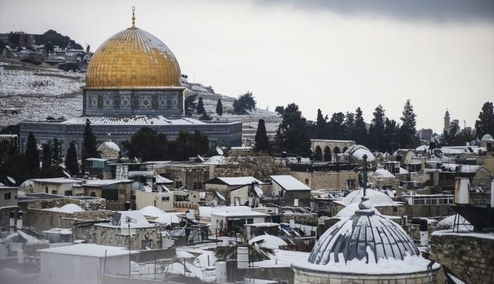 Snijeg U Jerusalemu