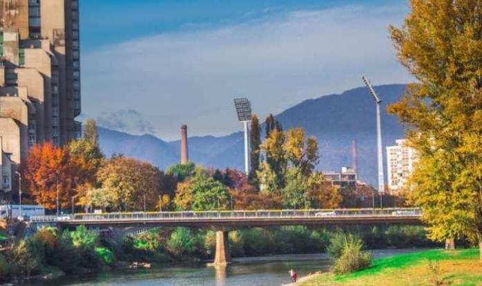 Zenica Most Kod Lamele