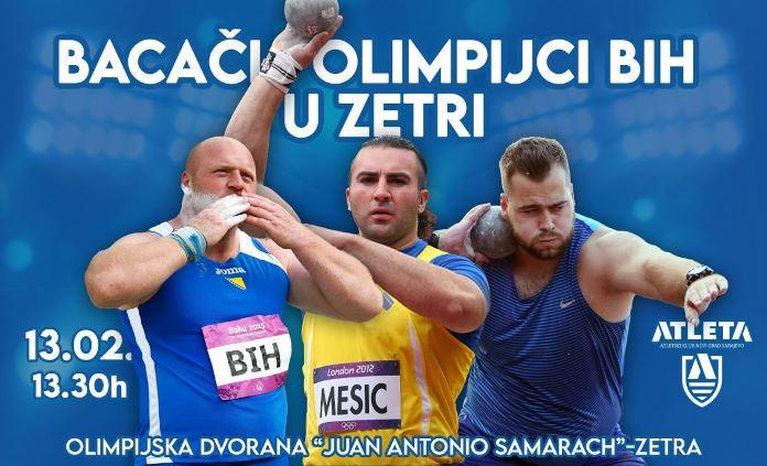 Bacaci Olimpijci U Zetri
