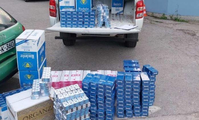 UIO BIH: Spriječen šverc 3.350 kutija cigareta iz Hercegovine