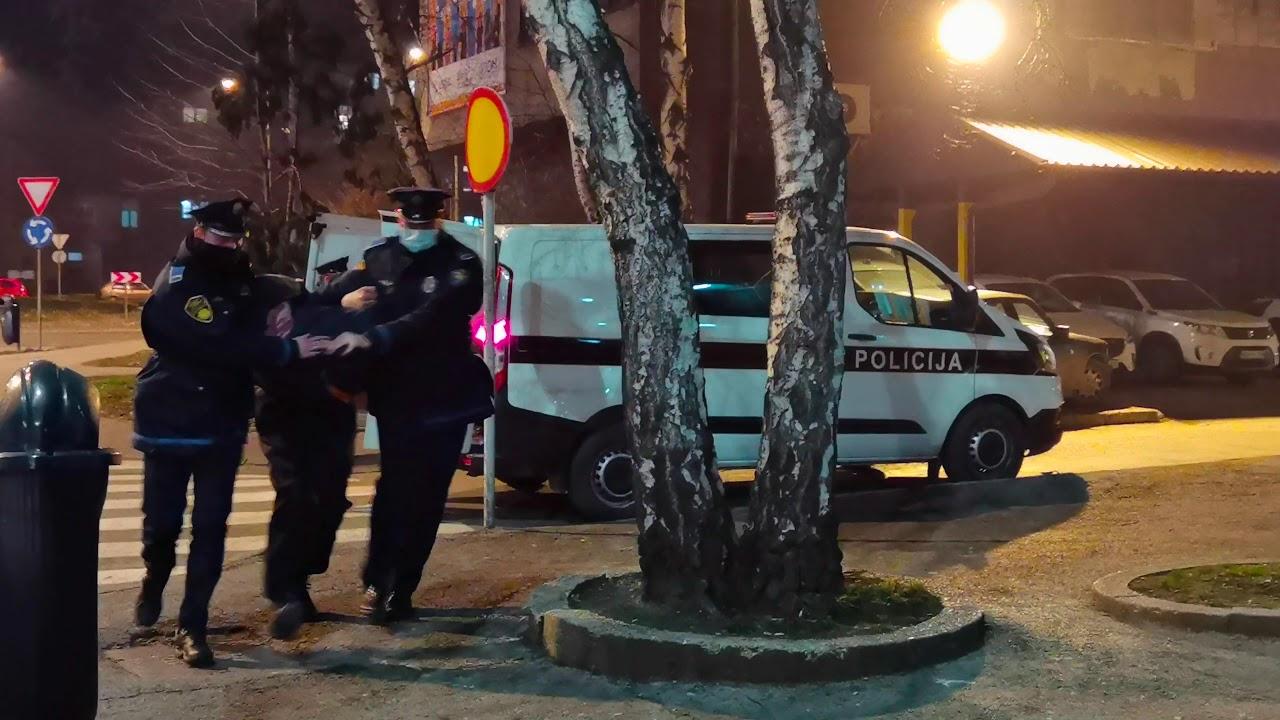 Migranti koji su izvršili oružanu pljačku u Zenici uhvaćeni u Donjem Vakufu (VIDEO)