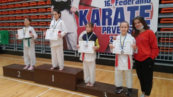 16. Federalno karate prvenstvo u Zenici