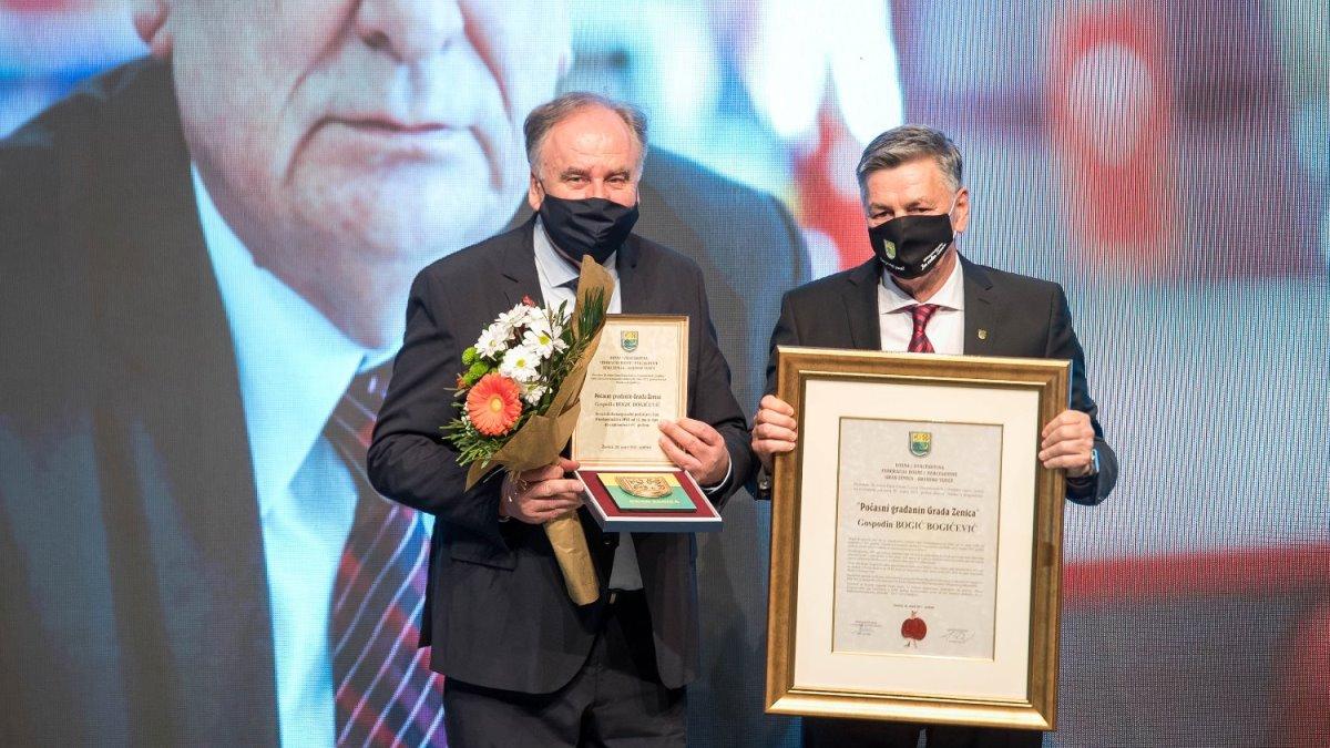 Održana svečana sjednica GV Zenica, dodijeljene nagrade (FOTO)