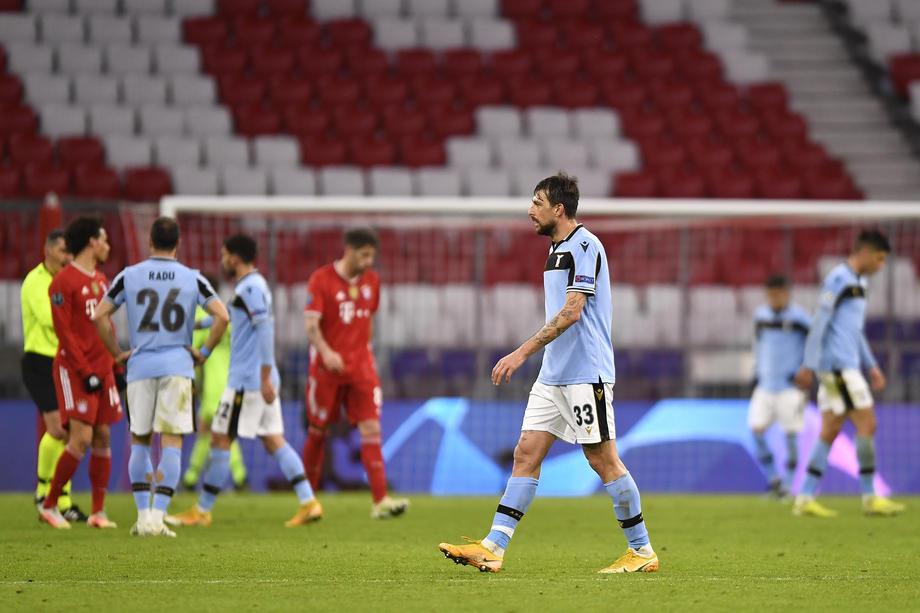 Bayern Munich Vs SS Lazio