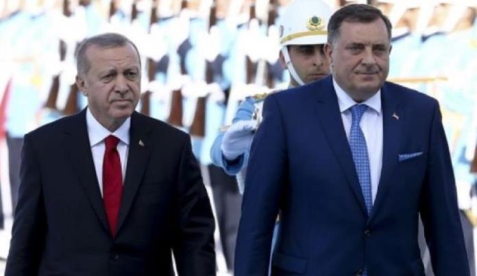 Erdogan I Dodik