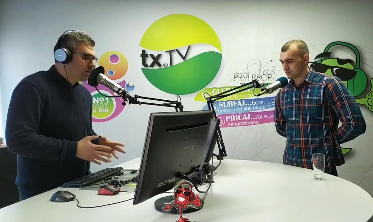 Ermin Mujezinovic Radio ZENIT