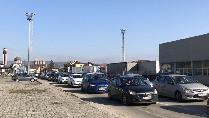 Građani BiH koji nemaju termin za cijepljene uzalud idu u Srbiju