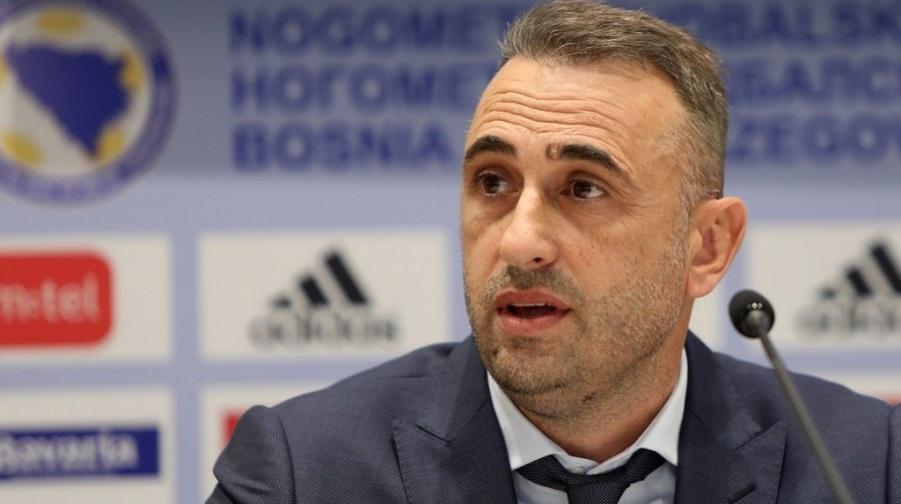 Ivaylo Petev objavio spisak reprezentativaca BiH