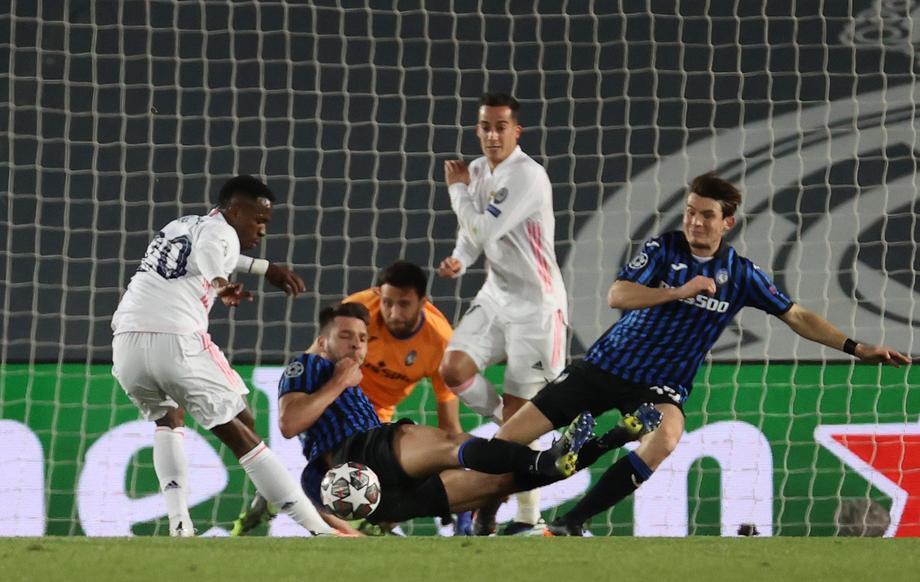 Real Madrid Vs Atalanta