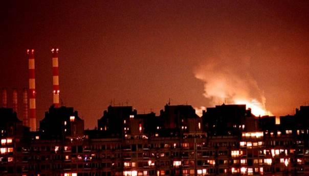 NATO Bombardovanje SRJ