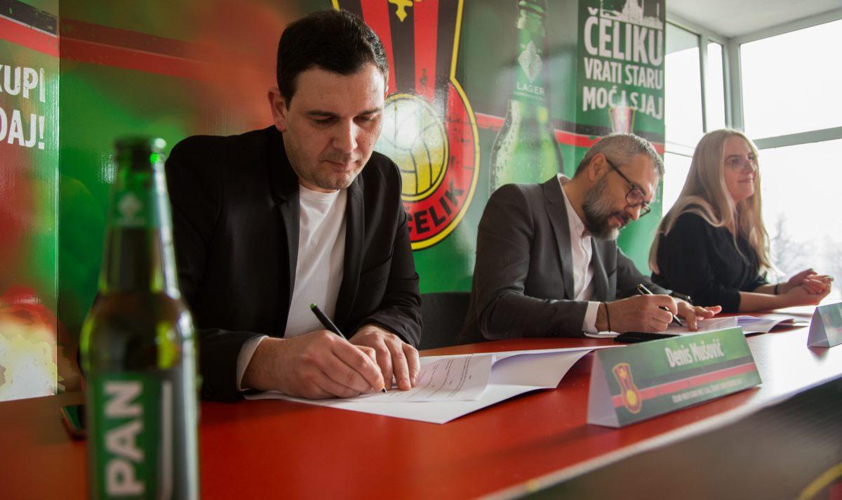 NK Čelik dobio generalnog sponzora (VIDEO+FOTO)