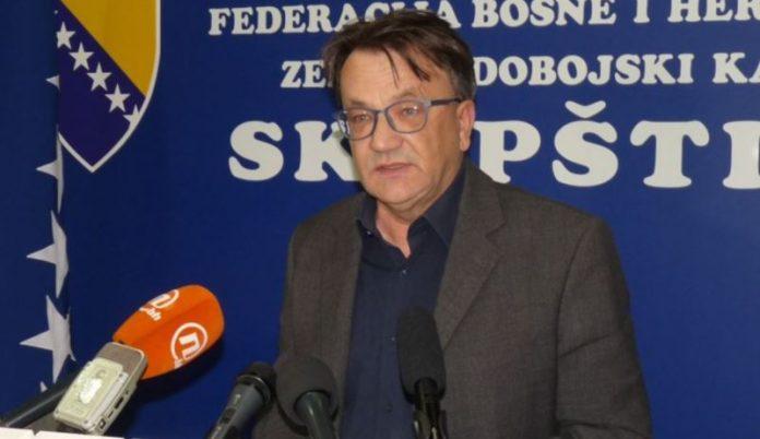 Preminuo v.d. ravnatelja Kantonalne inspekcije ZDK Šemsudin Muhić