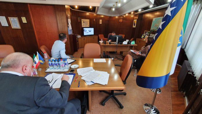 Skupština ZDK održala sjednicu online, usvojen budžet kantona