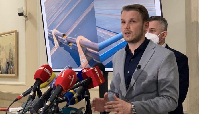 """Stanivuković predstavio novi izvještaj: """"Nestali"""" restoran, krov, mješalica… (VIDEO)"""