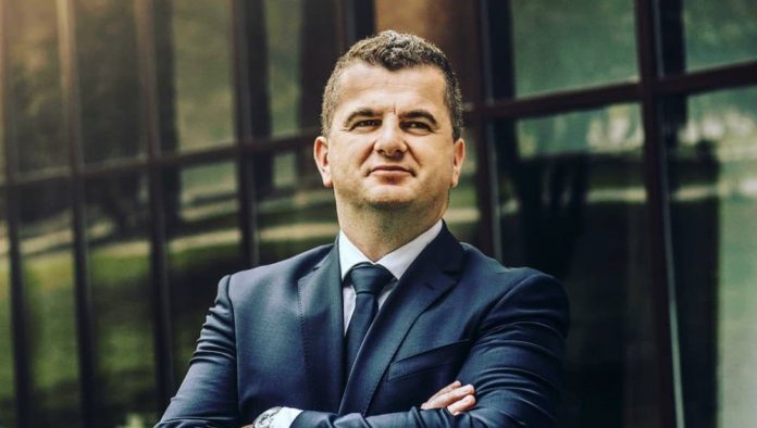 Stjepan Dujo, načelnik općine Novi Travnik