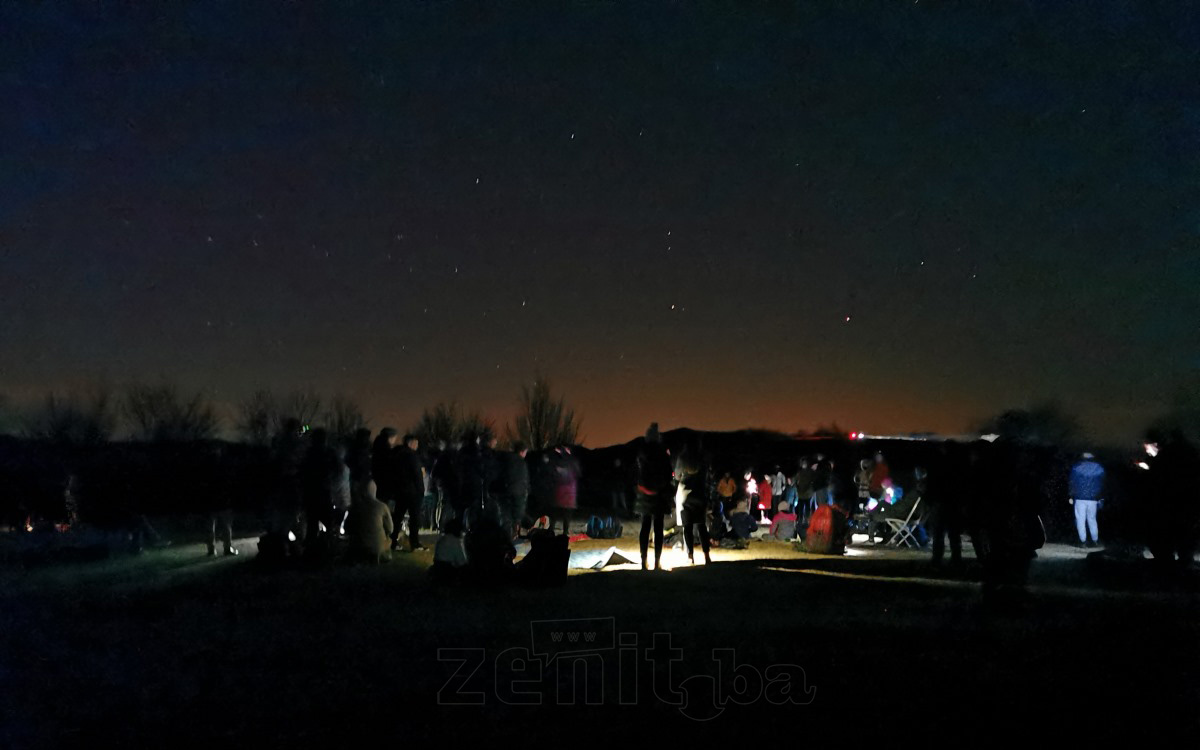 Na Smetovima održana jedinstvena #SvemirskaTura (VIDEO+FOTO)