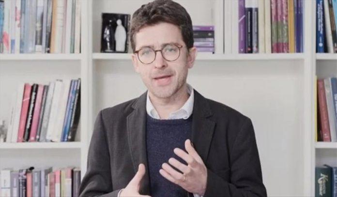 Teolog Udruženja Crkava Švedske Jakob Wiren
