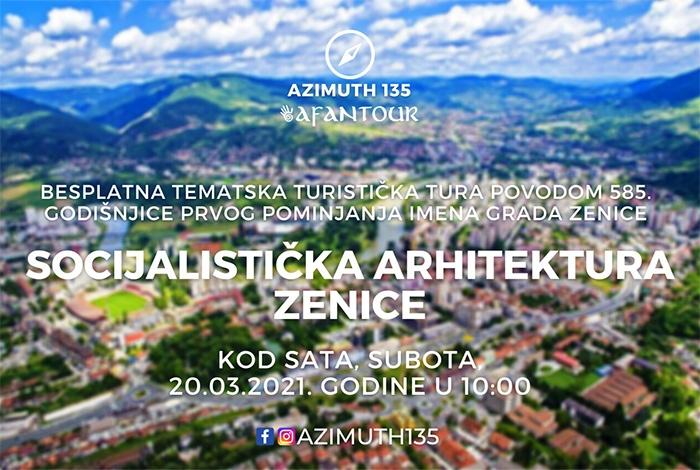 Besplatna turistička tura povodom 585. rođendana Zenice