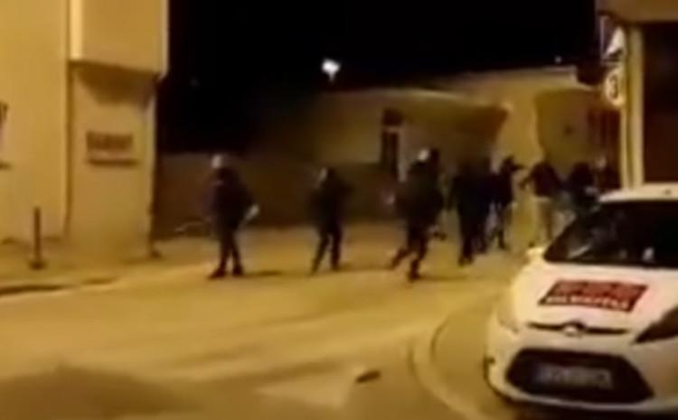Epilog nereda u Mostaru tokom policijskog sata: Privedene tri osobe, policija traga za svim akterima (VIDEO)