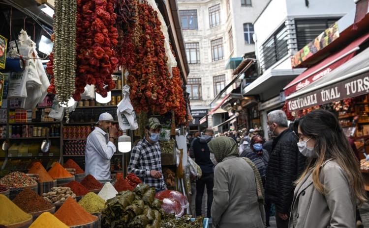 "Turska se priprema za prvi puni ""lockdown"""