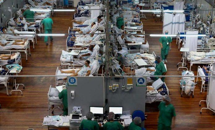 Brazil 4000 Umrlih Korona