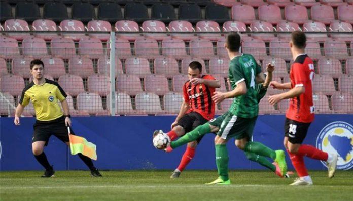 Mahmutović nastavio seriju golova, Čelik uvjerljiv protiv Vareša