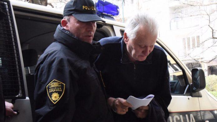 Desnica Ministar Hapšenje