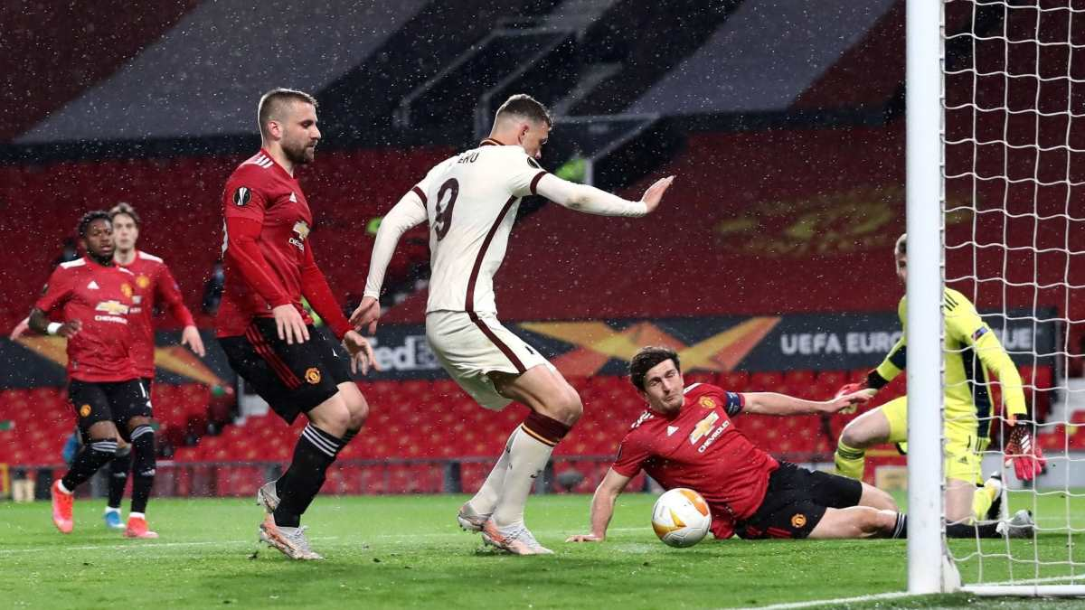Edin DZEKO Manchester United