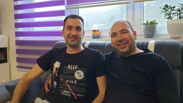 """Enver Alispahić preživio je respirator na KCUS-u: Evo ga svjež sa """"Malina respiratora"""""""
