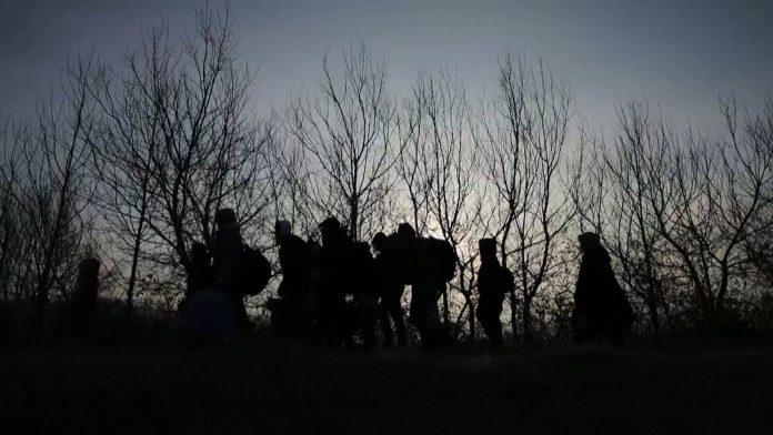 Hrvatska Granica Migranti