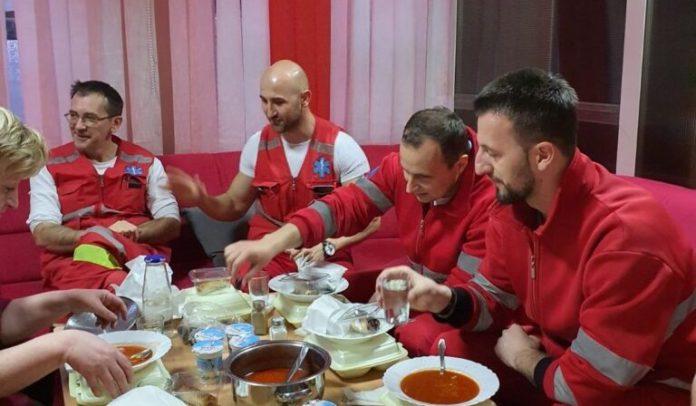 Iftar Hitna Pomoć
