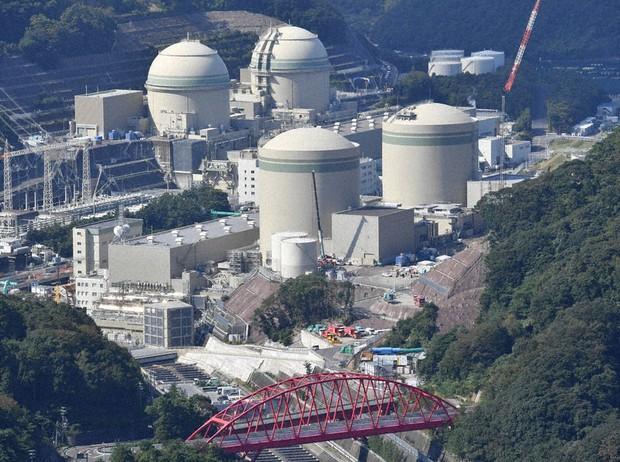 Japanska kompanija Kansai Electric Power Co dobila je dozvolu za ponovno pokretanje 3 stara nuklearna reaktora