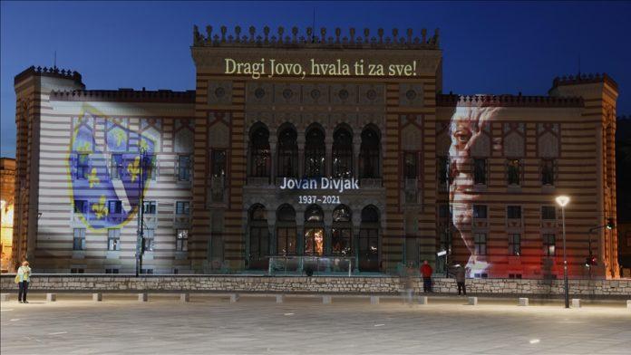 Na Vijećnici lik Jovana Divjaka, dan sahrane proglašen Danom žalosti u Sarajevu
