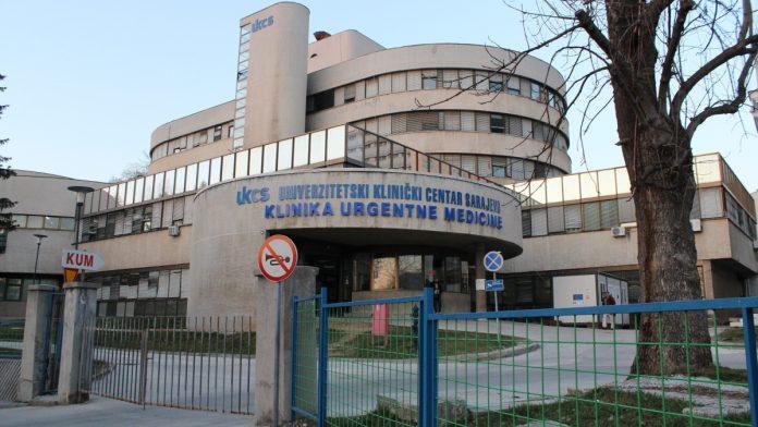 Tužioci Tužilaštva KS ušli u prostorije KCUS-a