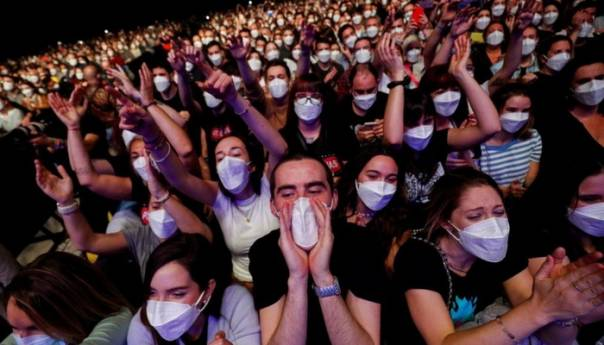 Koncert Barcelona