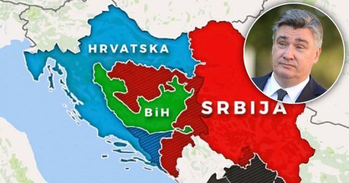 Hrvatski predsjednik Zoran Milanović prokomentarisao 'non-paper' o podjeli BiH