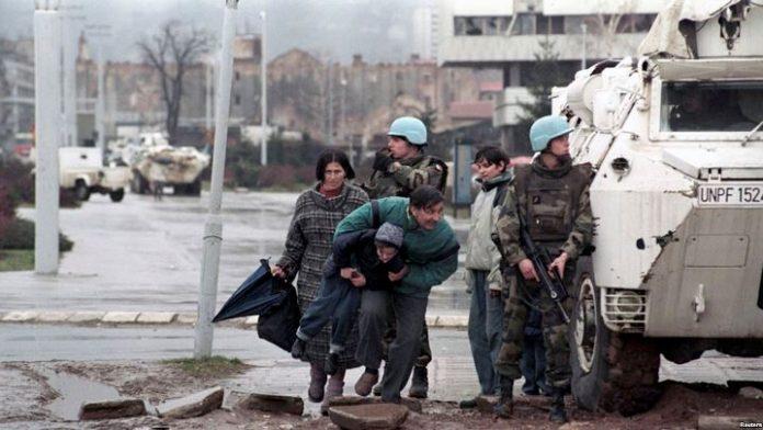 Opsada Sarajeva