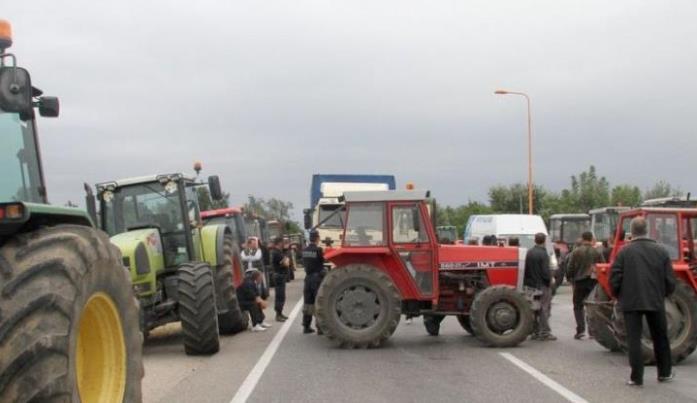 Poljoprivrednici Blokada