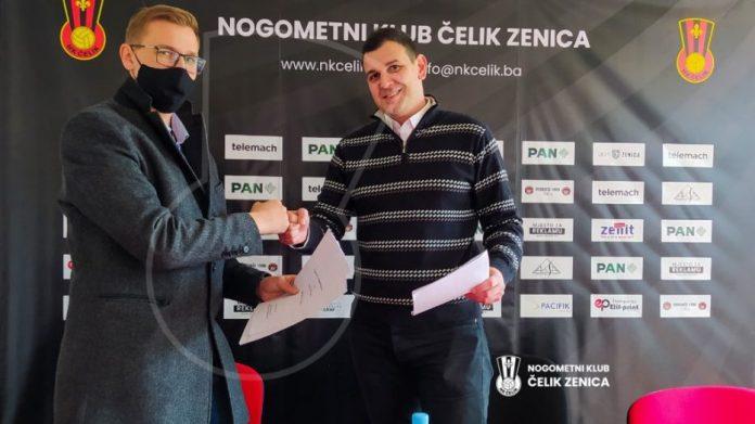 RM LH Novi Sponzor NK Čelik