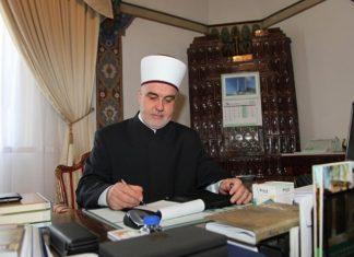 Reisu-l-ulema Islamske zajednice u BiH Husein ef. Kavazović